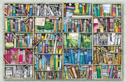 colin thompson jigsaw puzzles